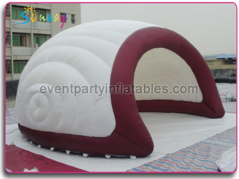 Inflatable luna pod with branding SI-019B