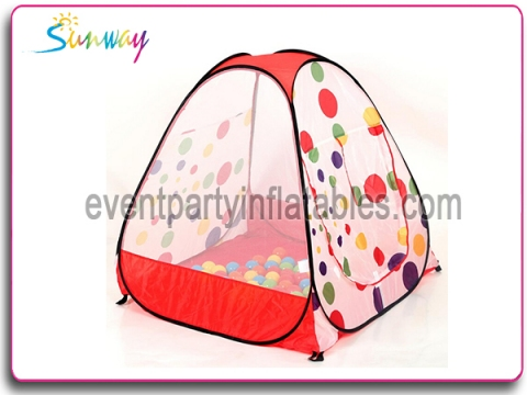 Kids tent with ball pool SKT-005