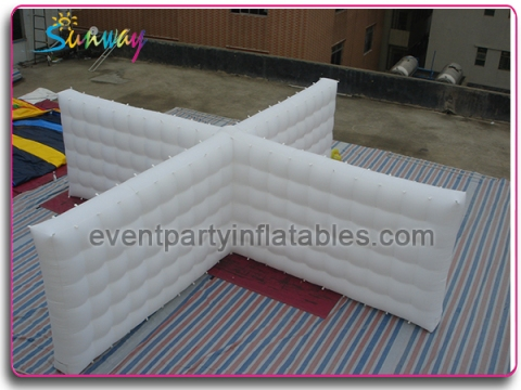 Inflatable cross wall SI-124